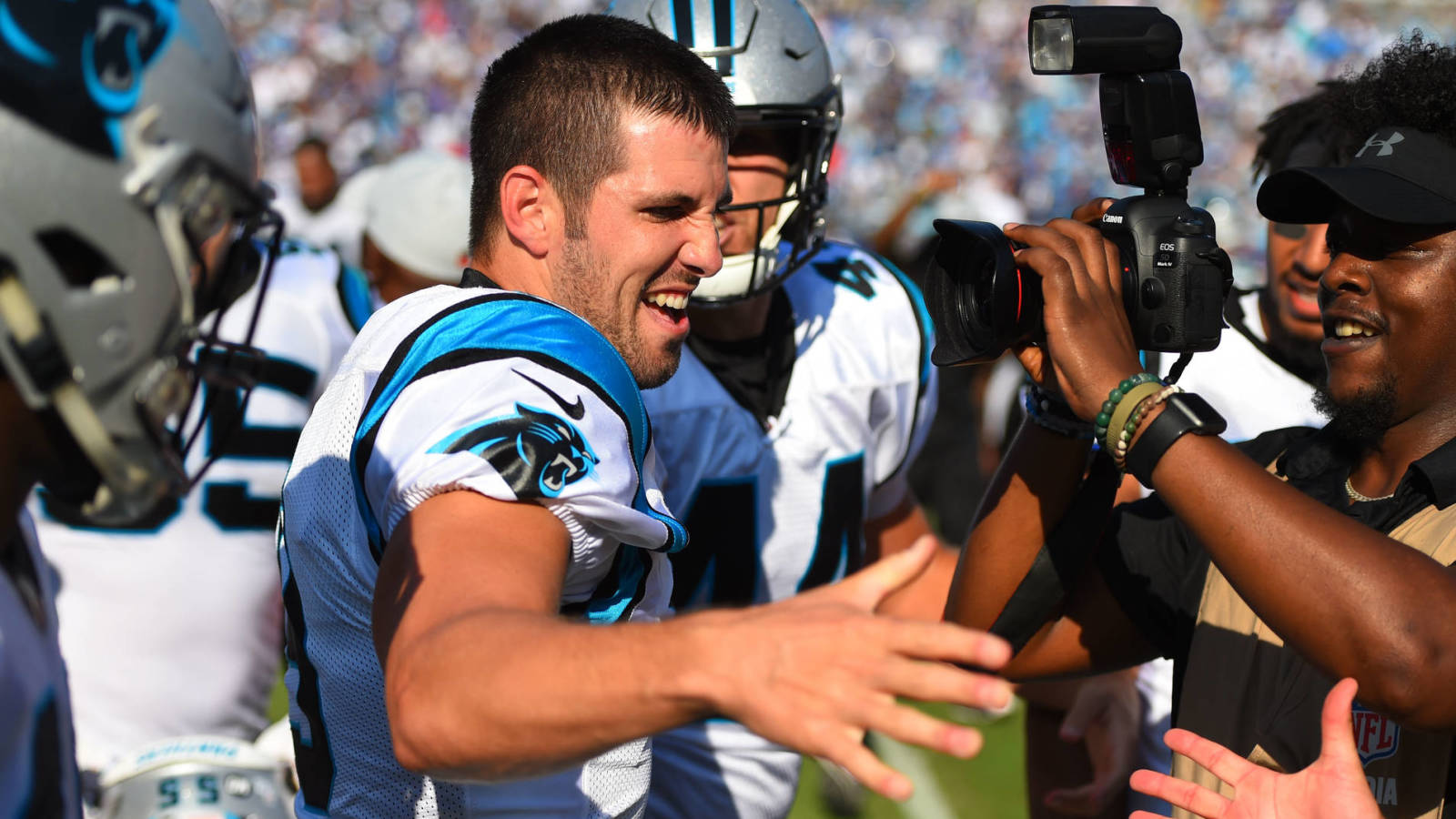 Graham Gano has hilarious tweet about selling his jersey number ...
