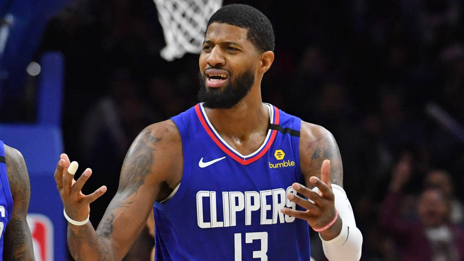 NBA fines Clippers' Paul George $35,000 for criticizing officials