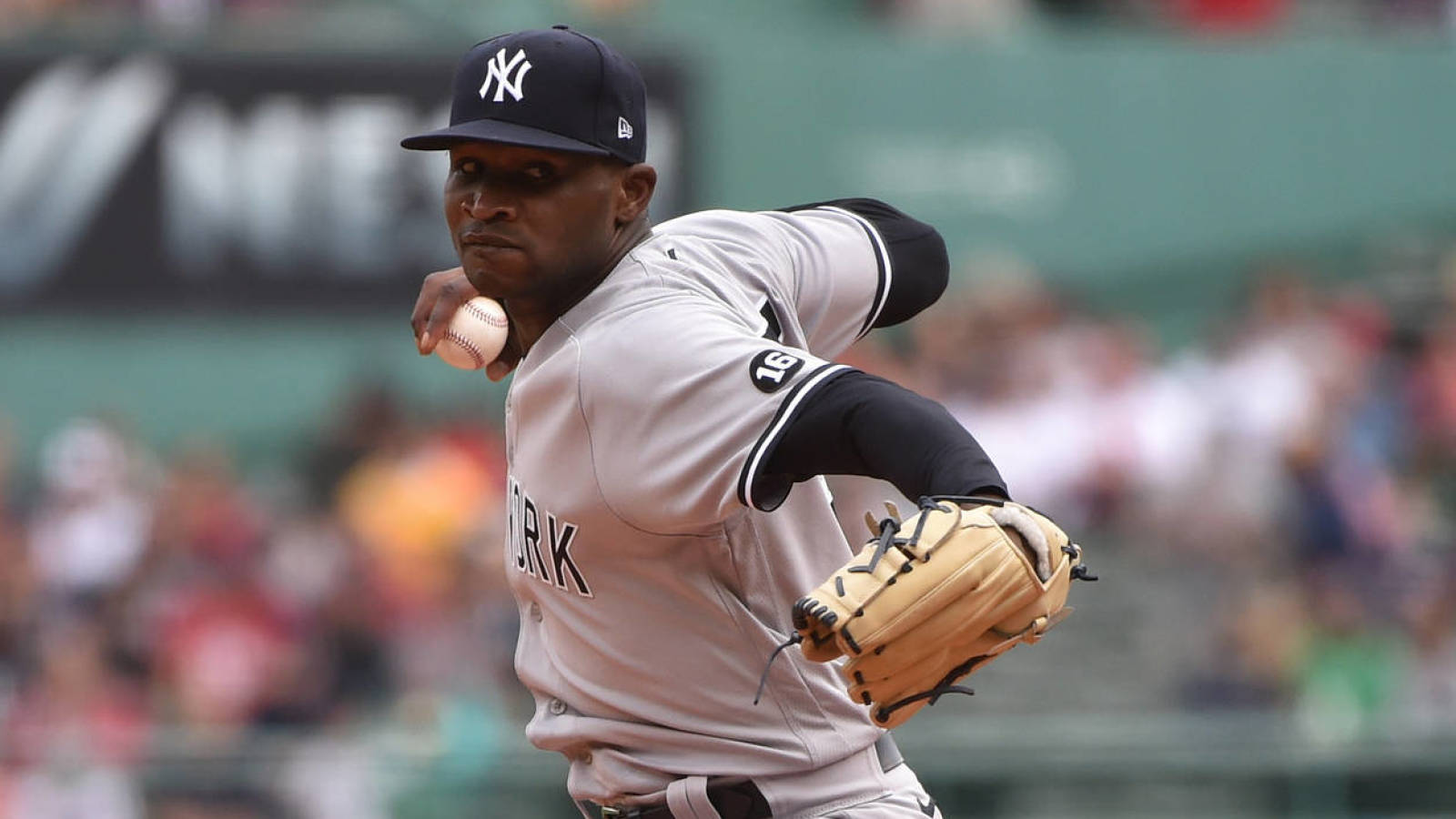 Domingo German in IL with shoulder inflammation