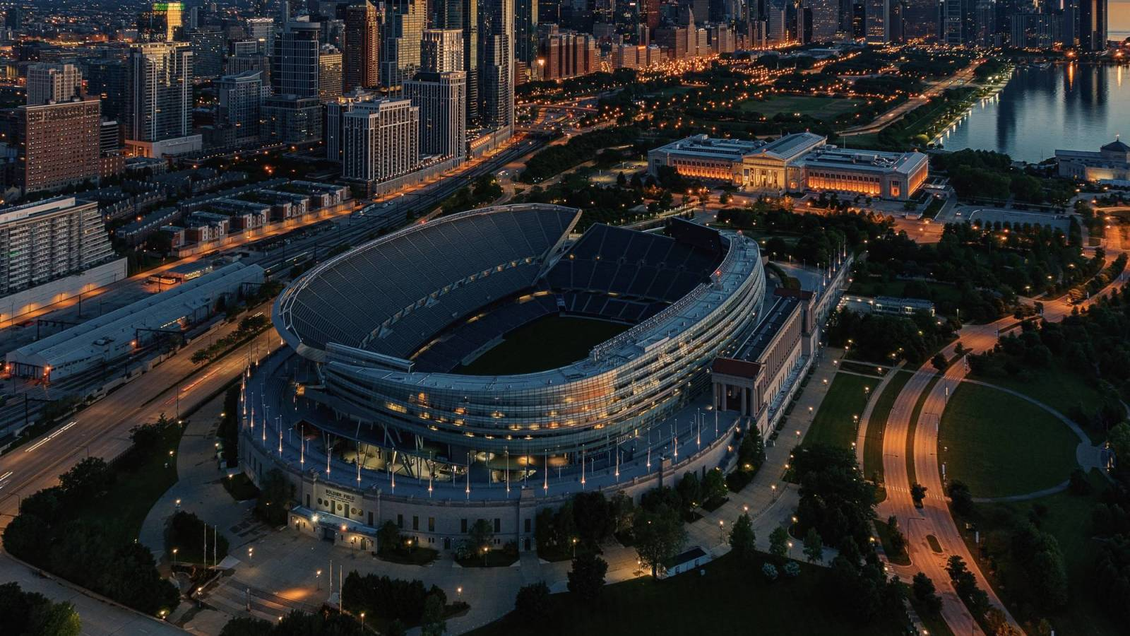 Bears preparing to move from Soldier Field to the suburbs?