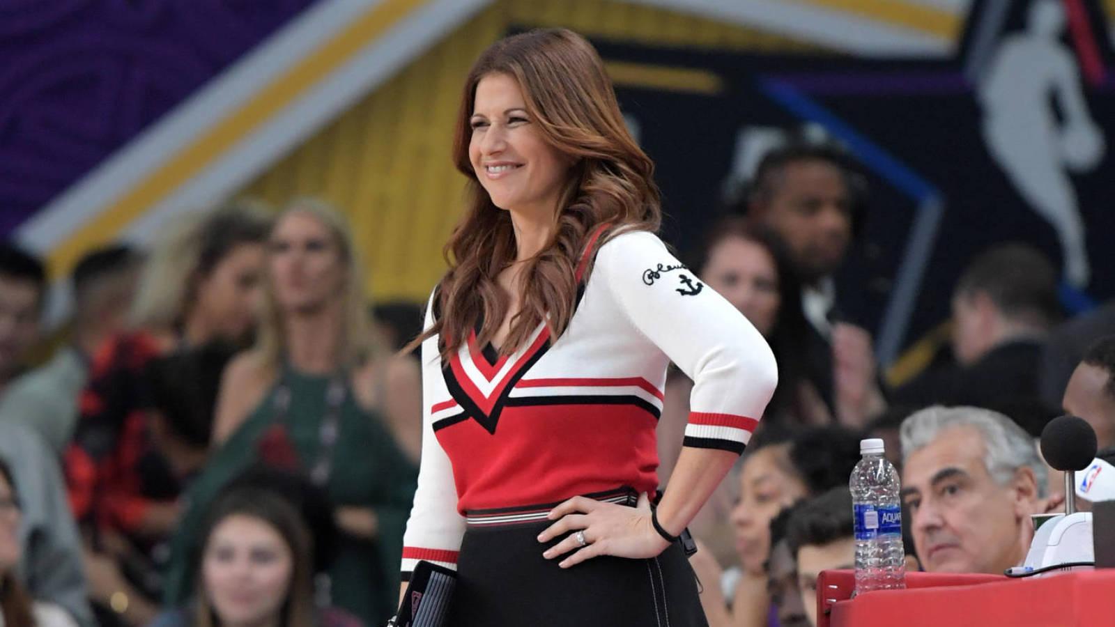 ESPN replaces Rachel Nichols with Malika Andrews for NBA Finals