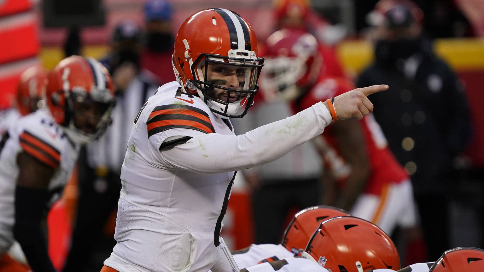 Baker Mayfield shares what his cardinal sin was in loss to Chiefs