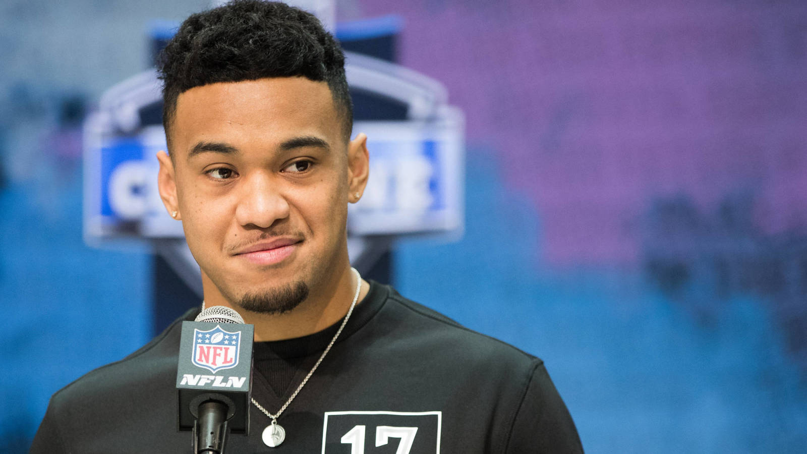 Tua Tagovailoa received 'overwhelmingly positive reports' on his hip