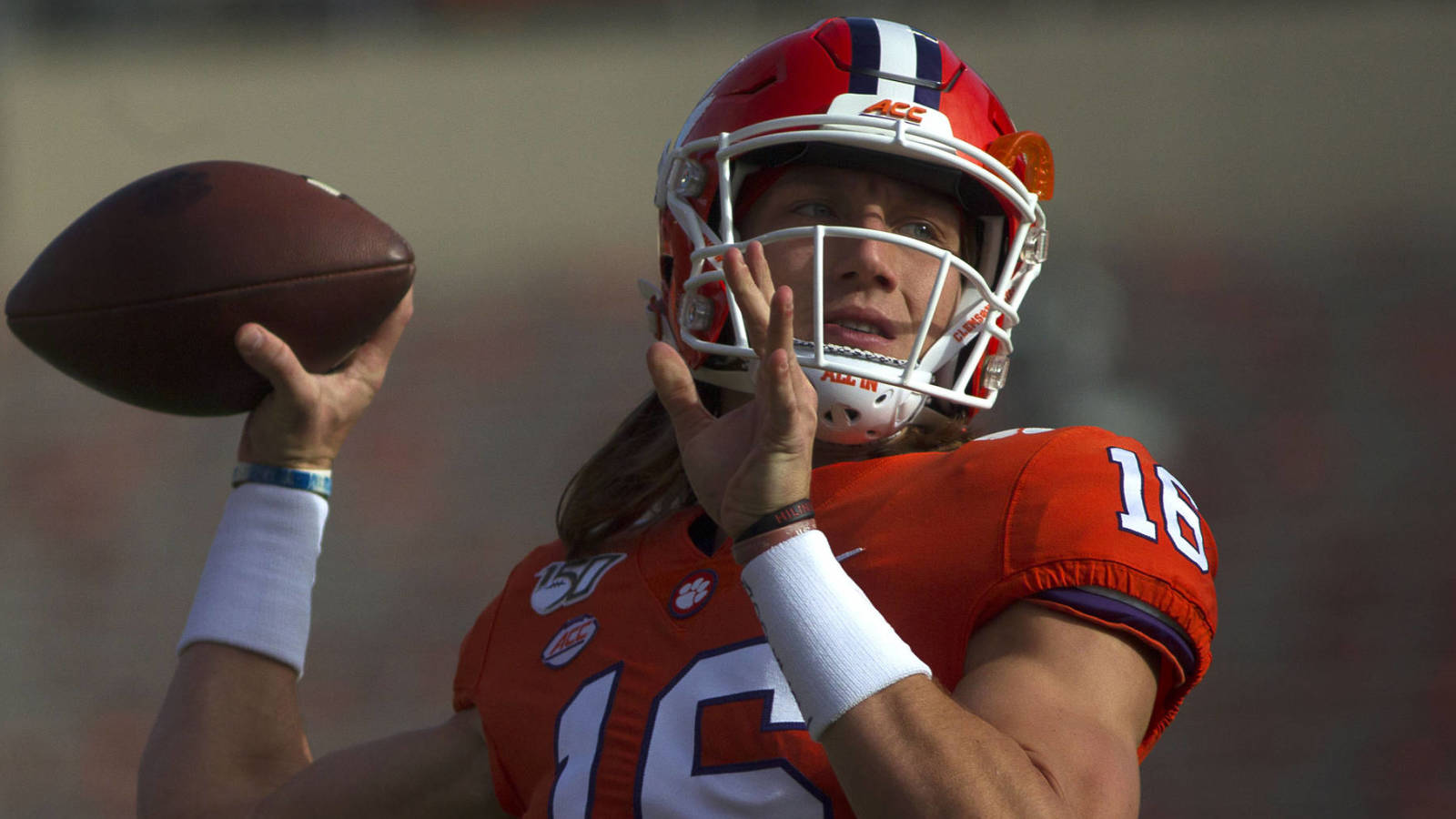 Trevor Lawrence lookalike girl Bella Martina from TikTok video attends Clemson game - Yardbarker