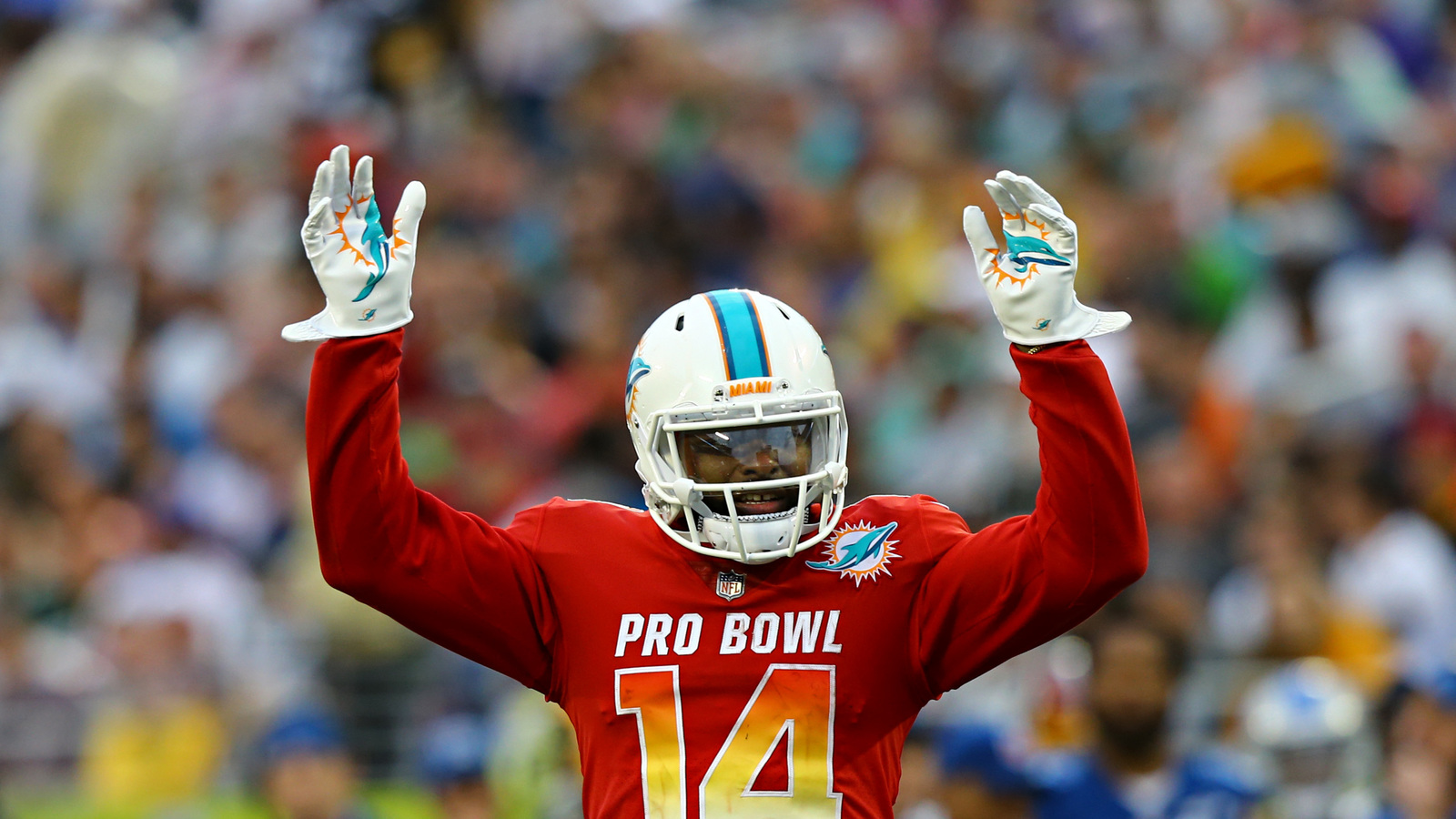 Jarvis Landry Trade Rumors: Titans Among WR's Preferred Destinations