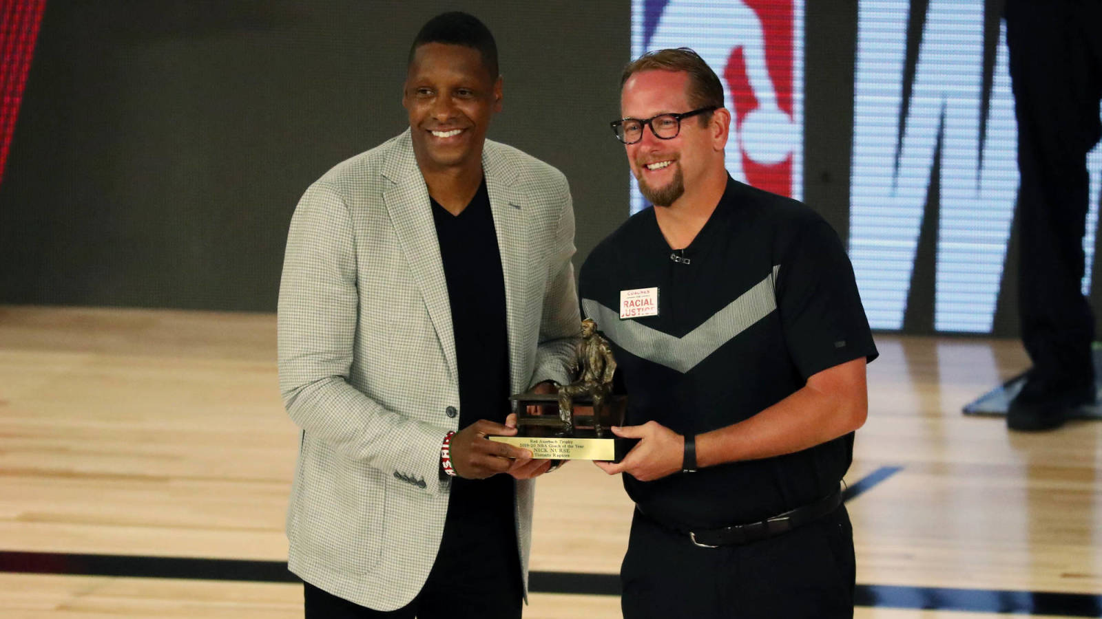 Masai Ujiri gets new contract and promotion from Raptors