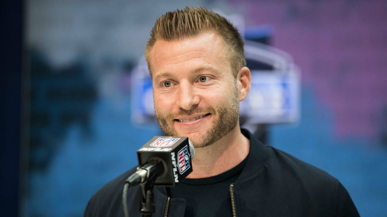 Rams Coach Sean Mcvay Shares Awesome Perspective On Pandemic Influenced Offseason Yardbarker