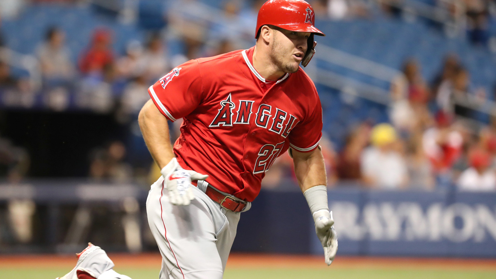 Mike Trout Placed On  Day Dl With Wrist Injury