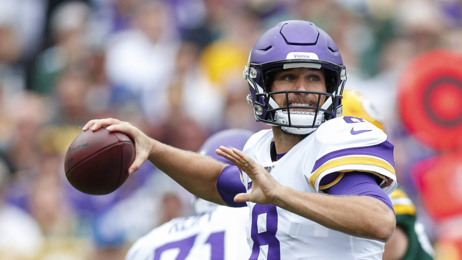 new product 95e89 4e34e This stat shows just how bad Kirk Cousins has been | Yardbarker
