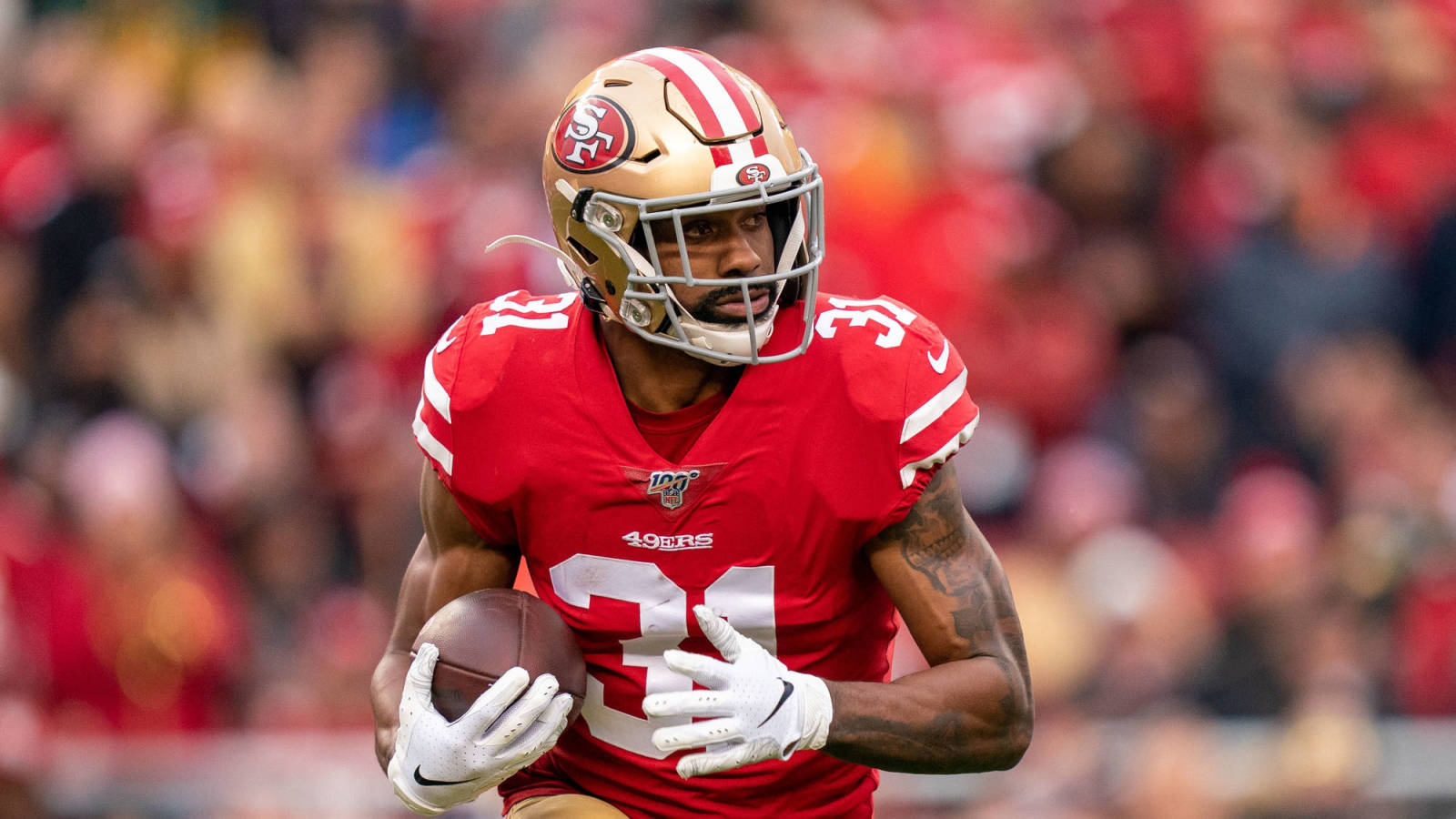 Raheem Mostert says family is concerned about return to football amid pandemic
