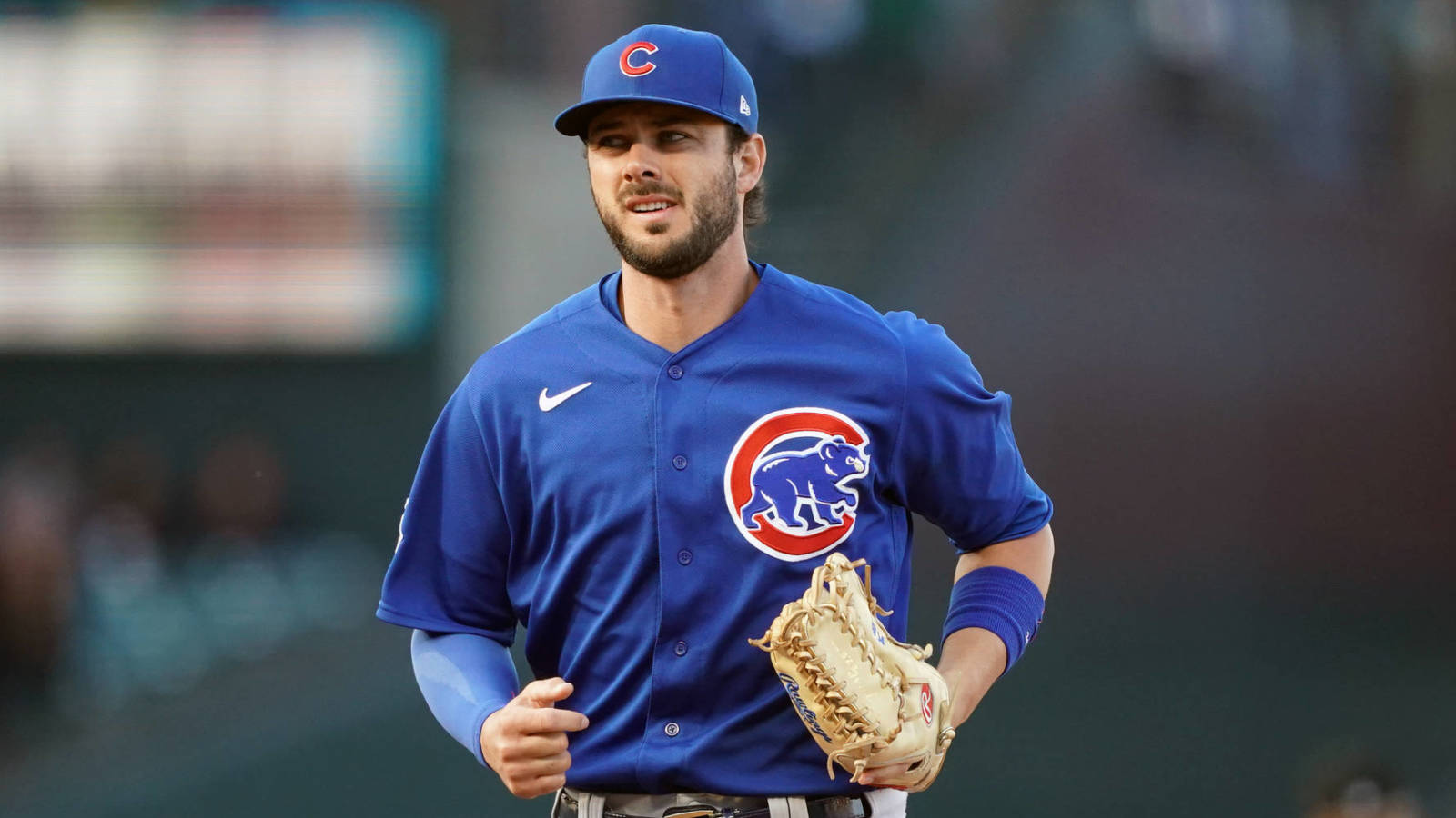 Kris Bryant happy about MLB's crackdown on foreign substances