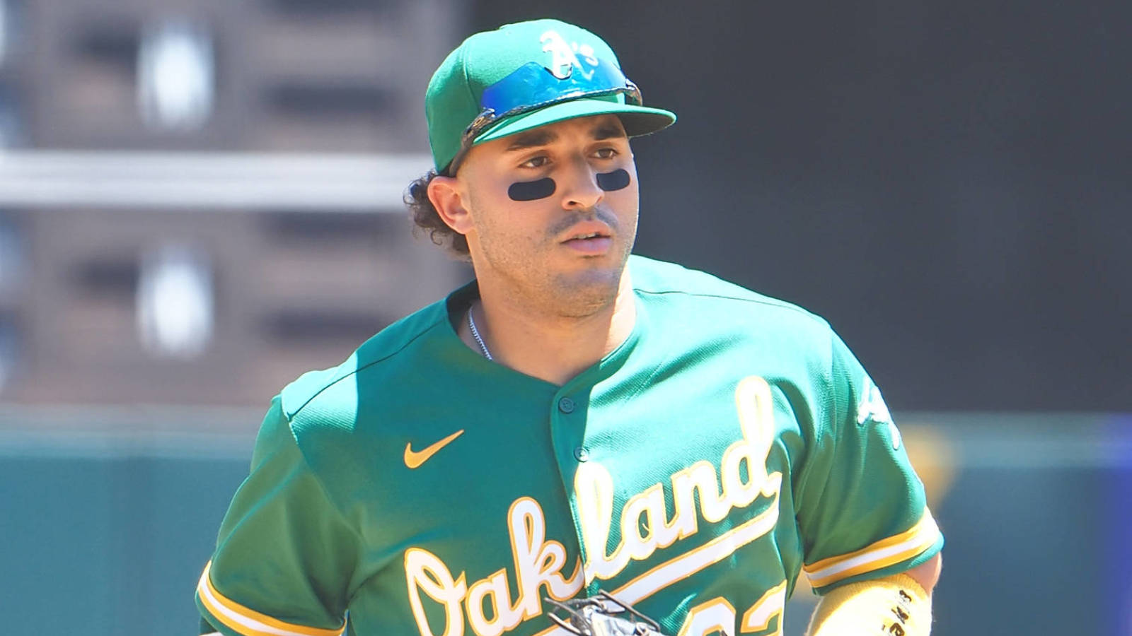Ramon Laureano suspended 80 games for PED