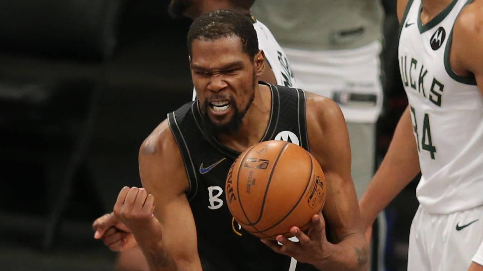 Kerr: Durant 'more talented' than Jordan
