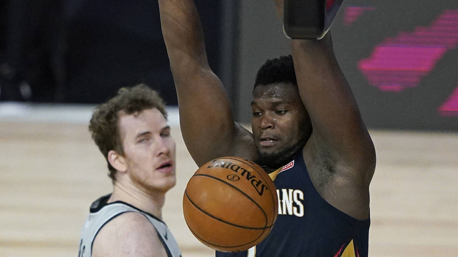 Zion Williamson: Pelicans' slow start in elimination game 'not acceptable'