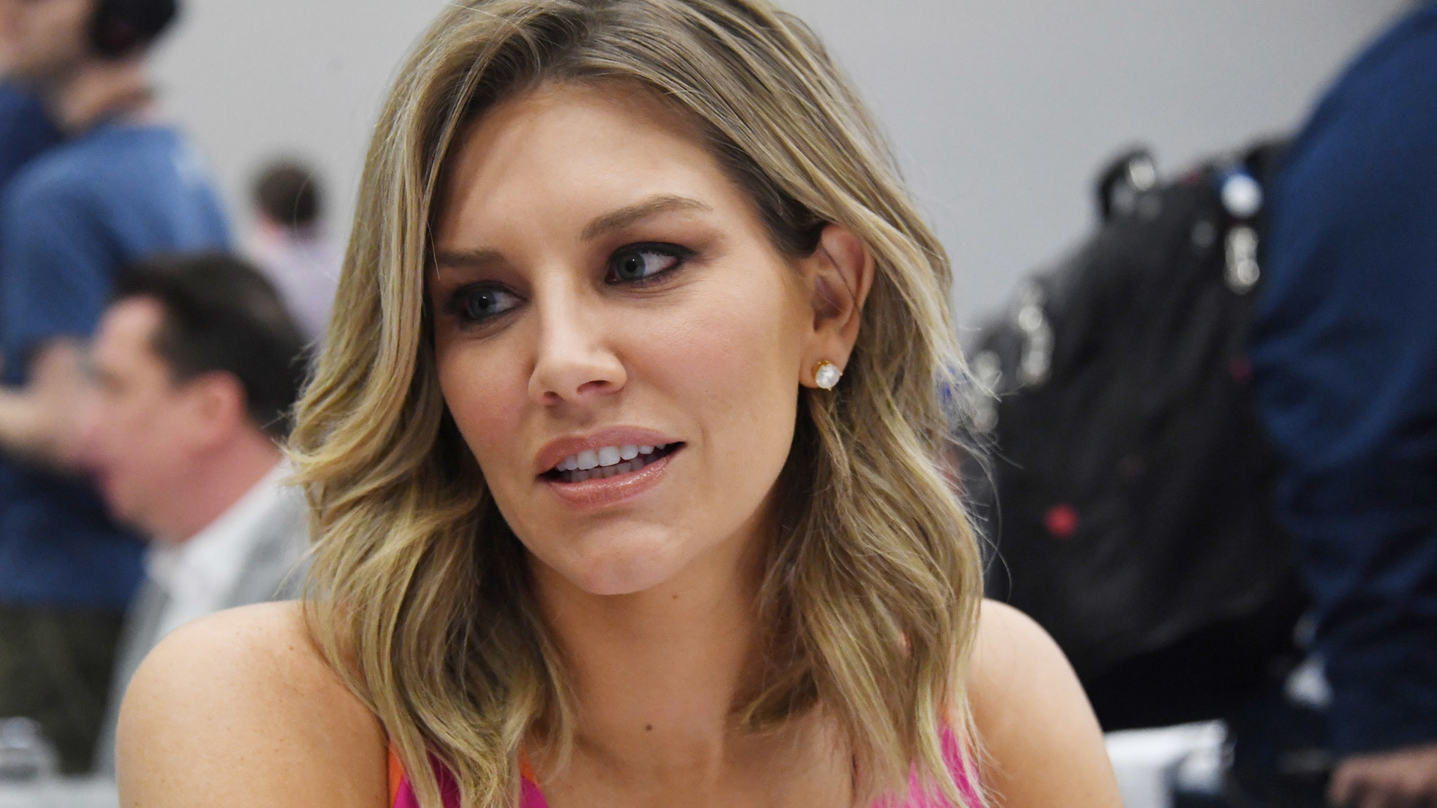 Host Charissa Thompson Seeking Legal Action Against Nude Photo Hackers Yardbarker