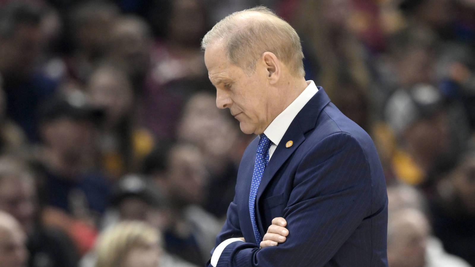 John Beilein resigns as head coach of the Cavaliers
