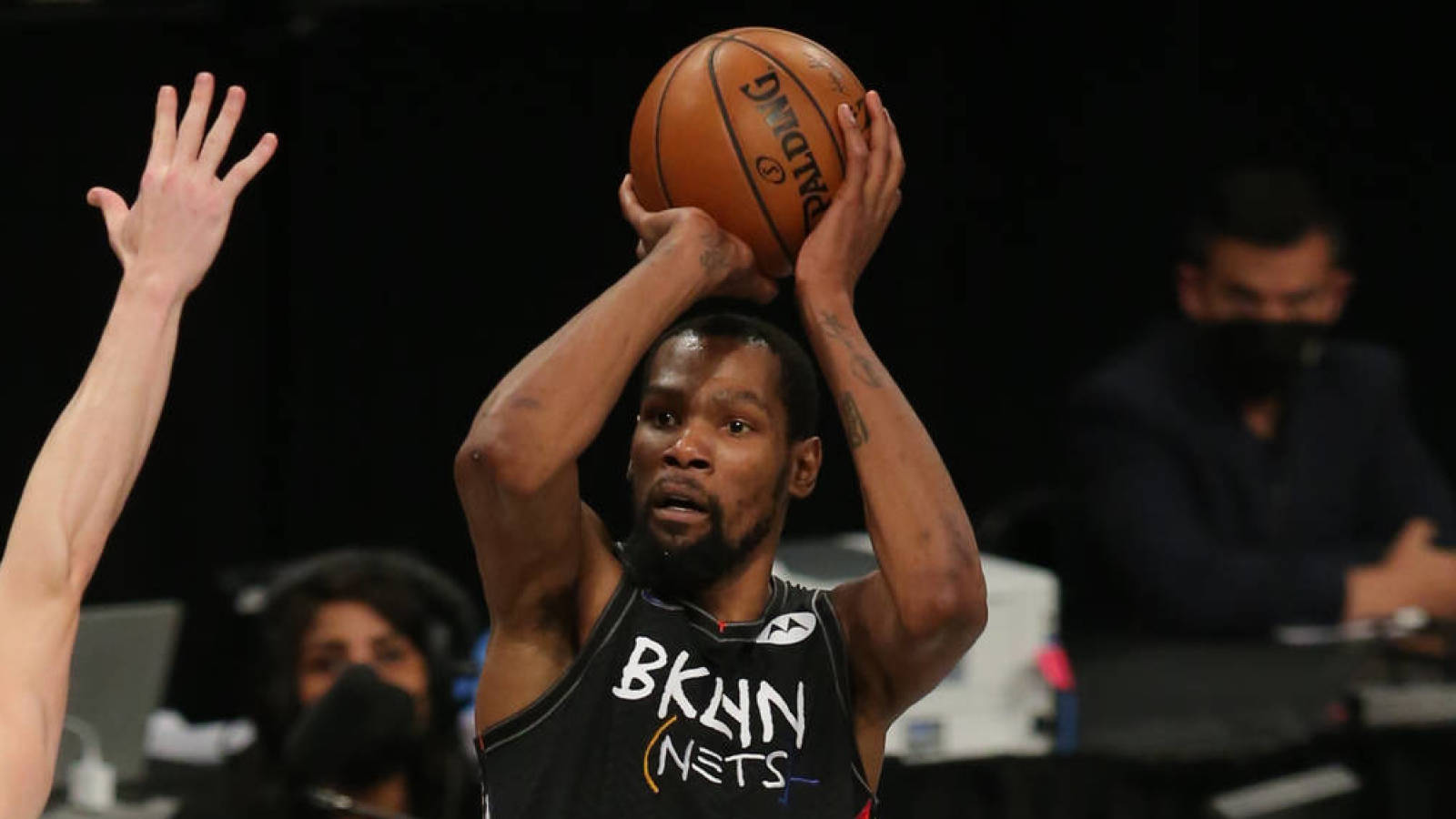Durant hits a historic 49-point triple-double in Nets win