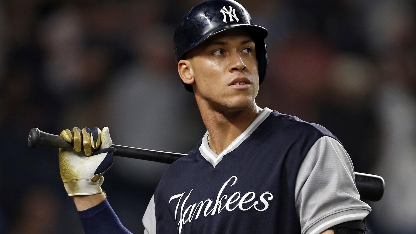 Yankees Giving Aaron Judge A Couple Days Off Yardbarker