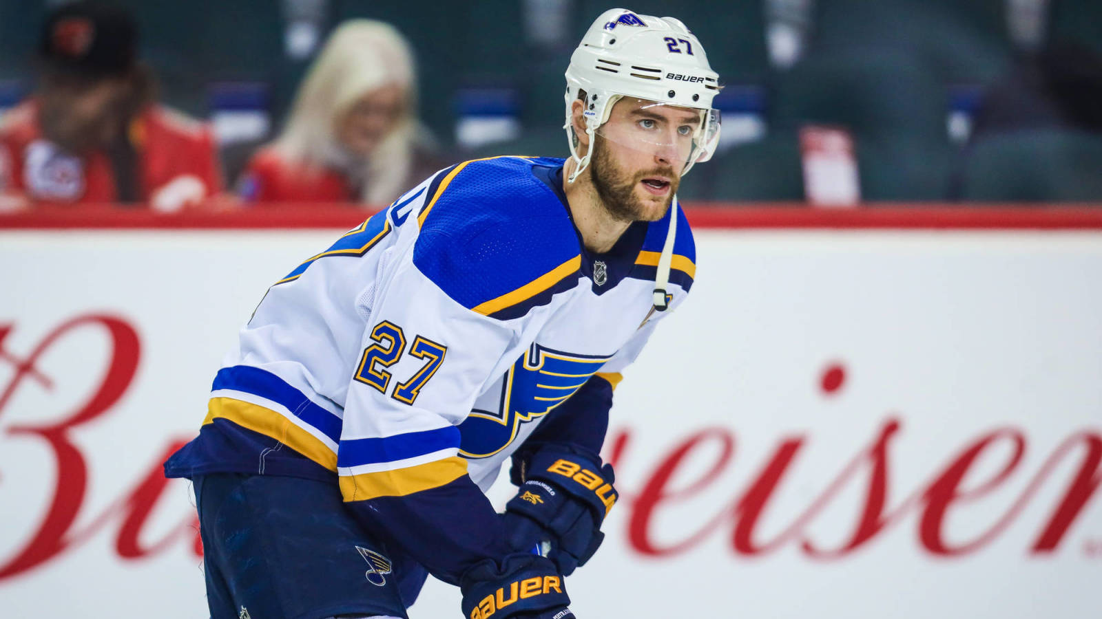 Alex Pietrangelo Lack Of Progress On Contract With Blues Disappointing Yardbarker