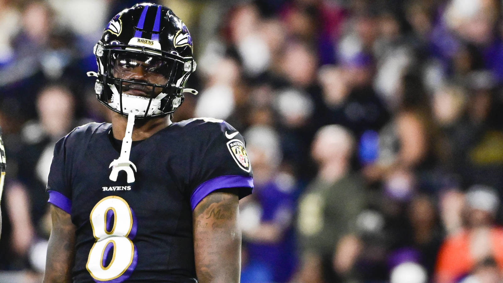 Ravens QB Lamar Jackson returns to practice ahead of Chargers game