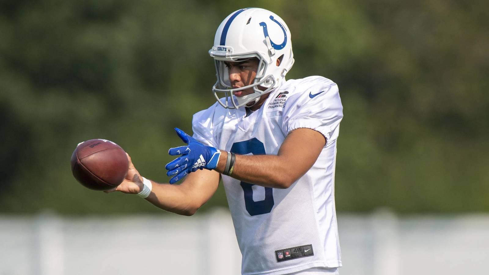 Colts punter Rigoberto Sanchez to undergo surgery to remove cancerous tumor