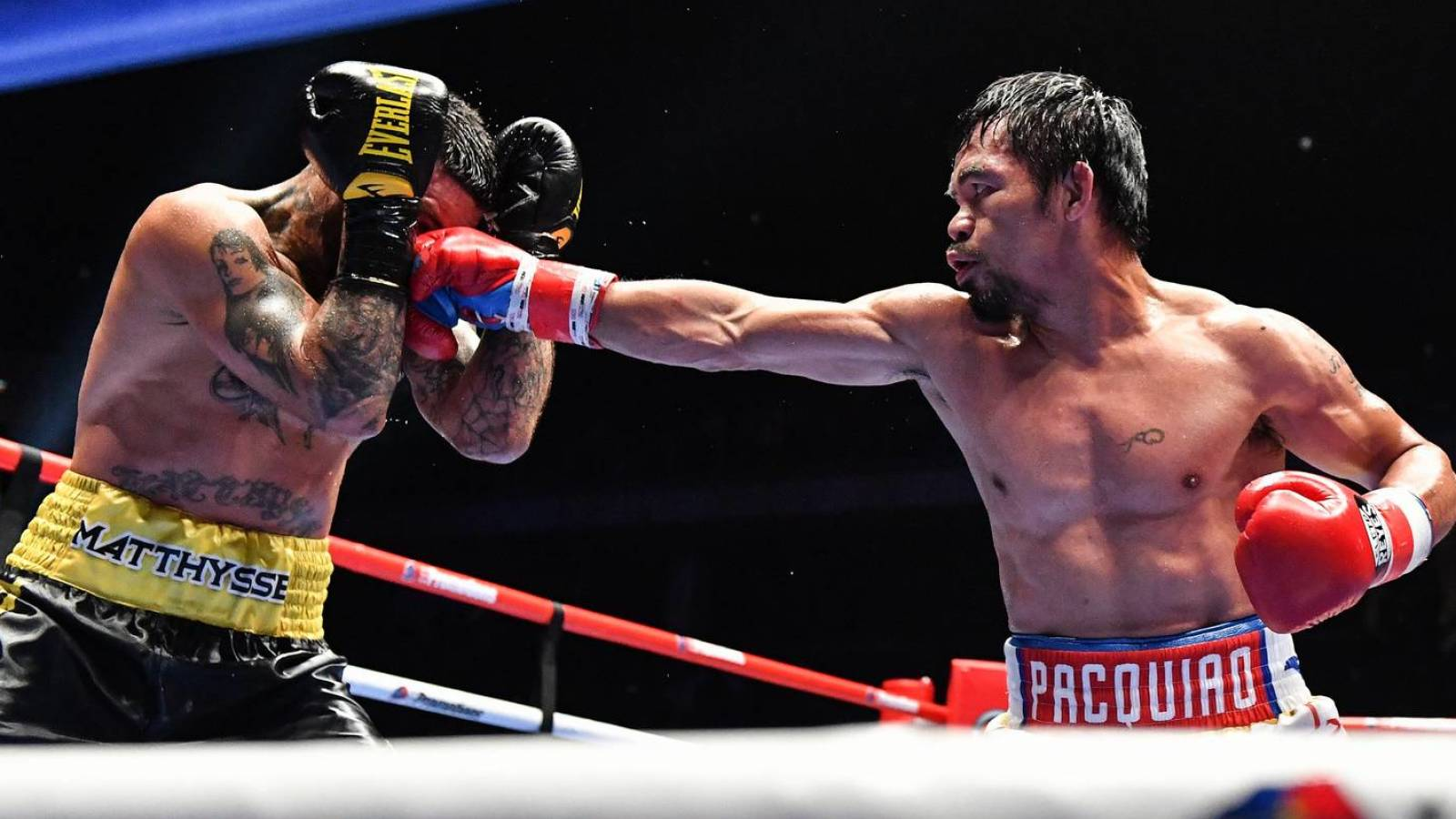Manny Pacquiao Interested In Rematch Vs Floyd Mayweather Yardbarker