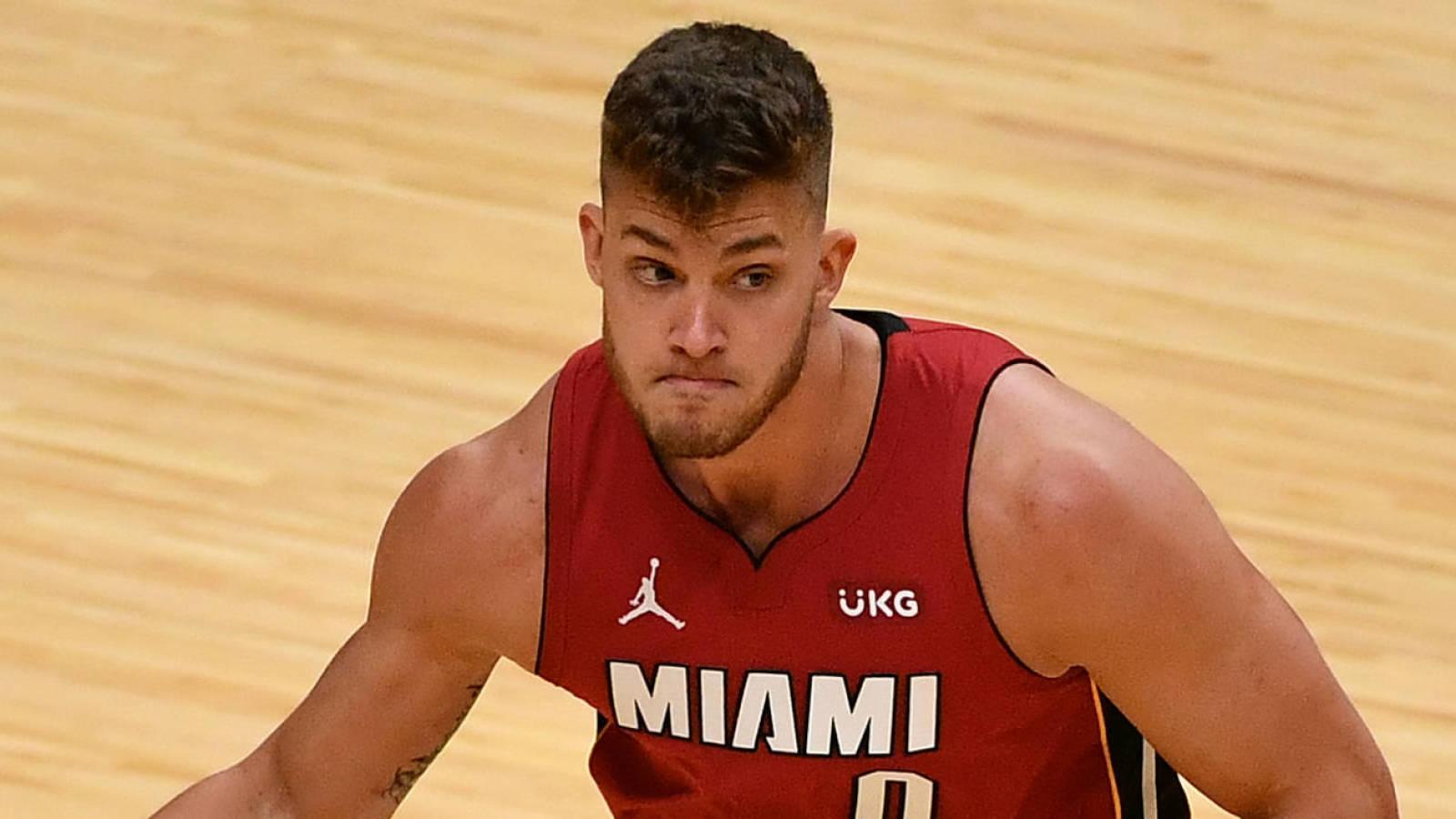 Heat's Meyers Leonard to undergo season-ending shoulder surgery | Yardbarker