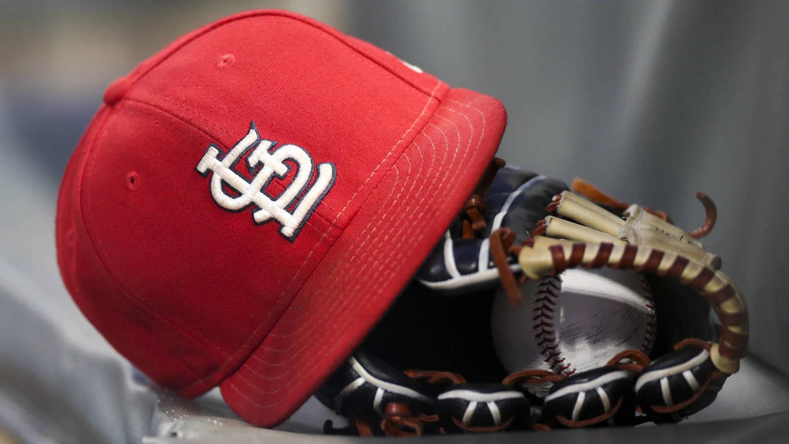 Cardinals-Cubs weekend series postponed following positive coronavirus test