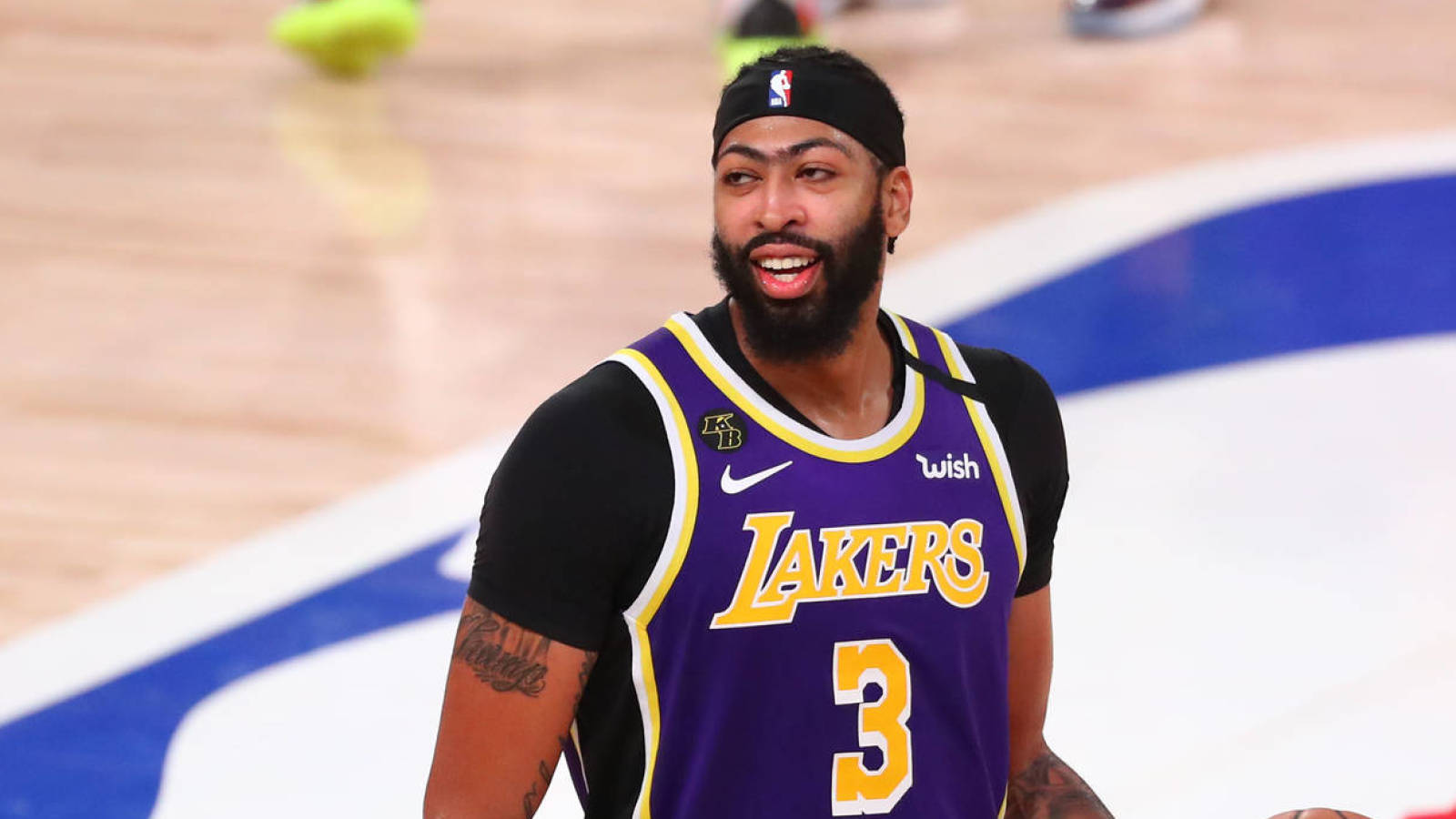 Anthony Davis shares why Kobe Bryant Lakers jerseys mean more ...