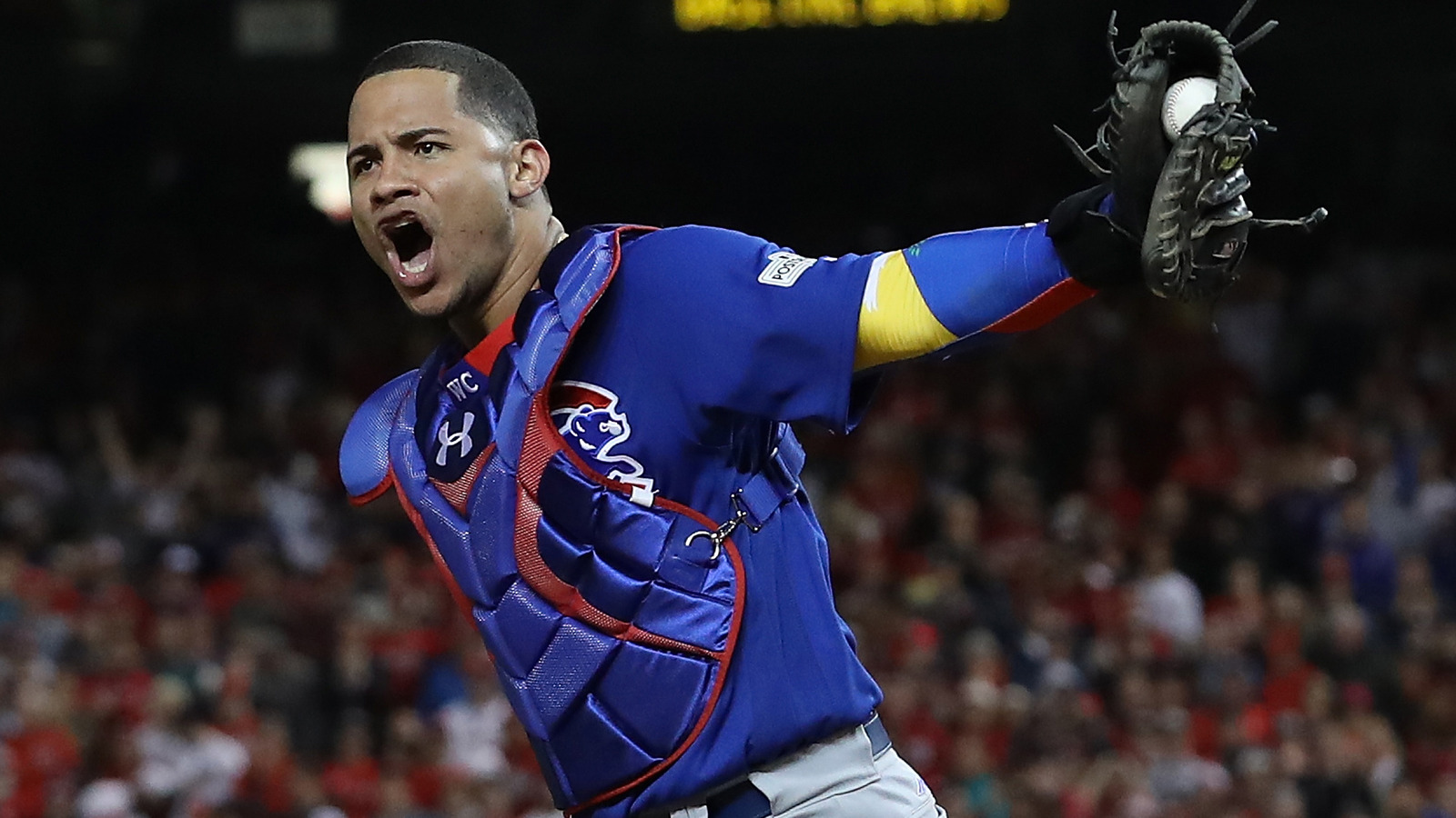 Cubs edge past Nationals to reach NLCS