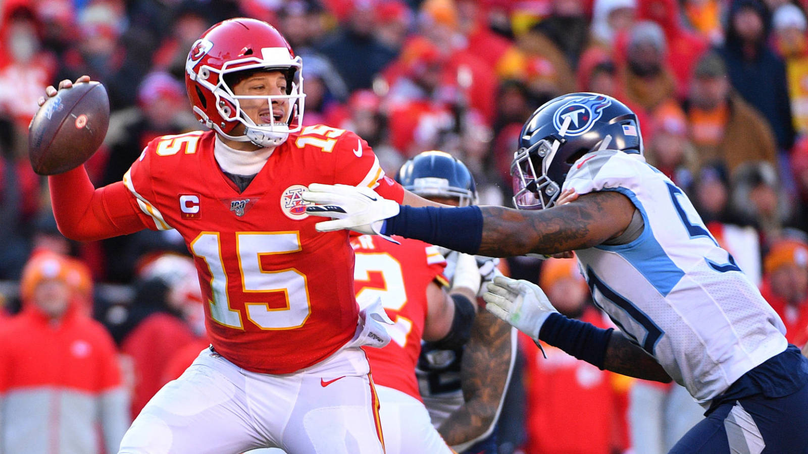 Every throw graded: An ultimate scouting report of Patrick Mahomes