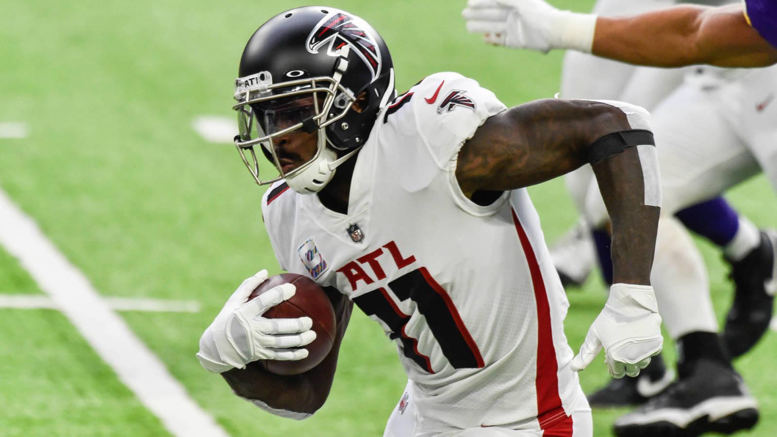 Falcons getting closer to Julio Jones trade? | Yardbarker