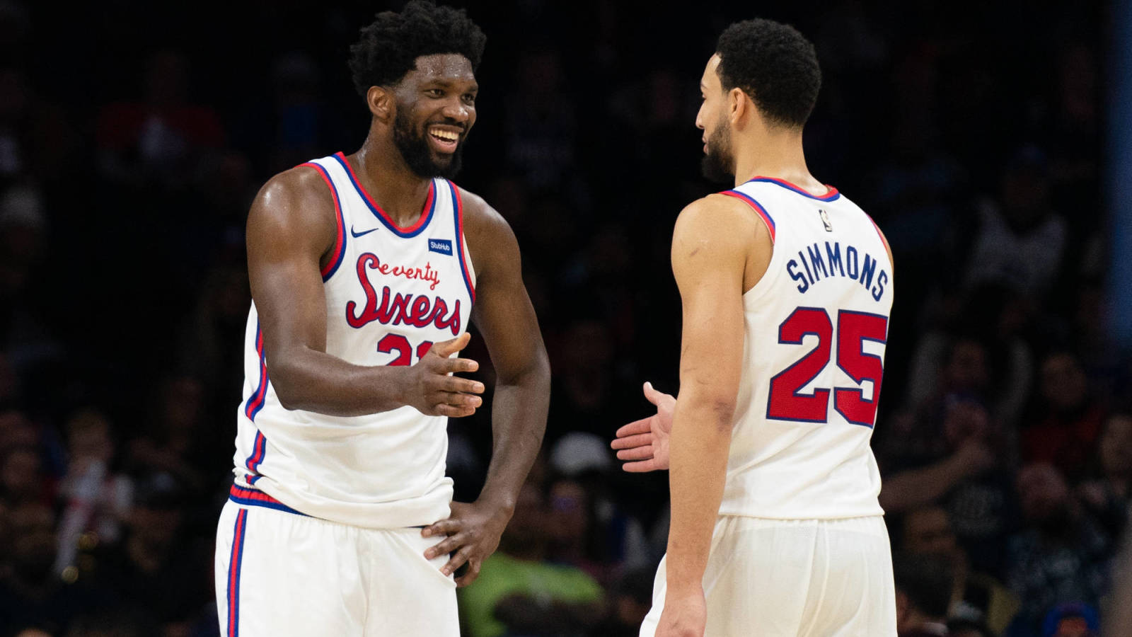 Joel Embiid: Chatter about Ben Simmons issues is 'BS'
