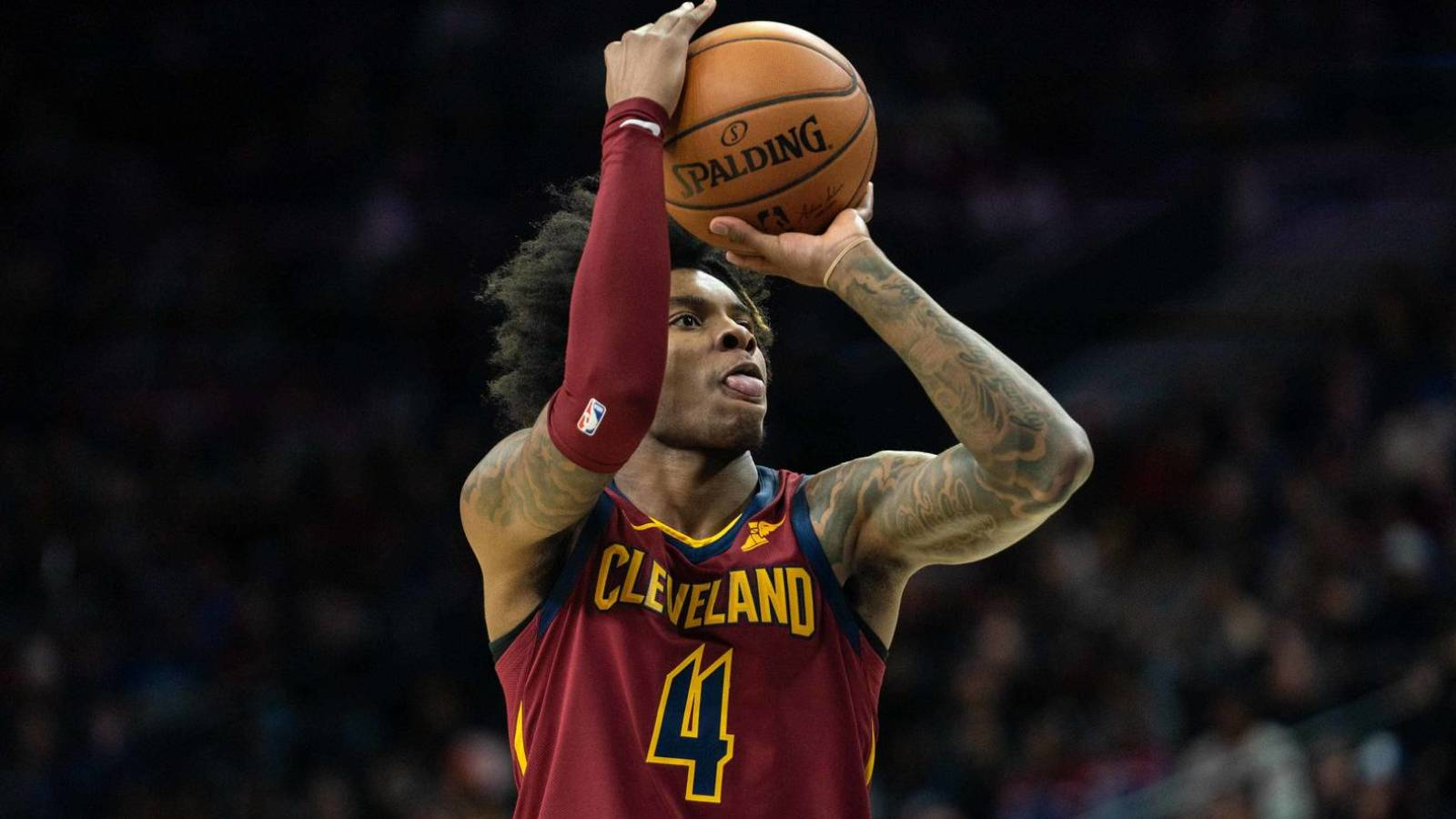 Cavs Kevin Porter Jr Arrested On Gun Charges Yardbarker