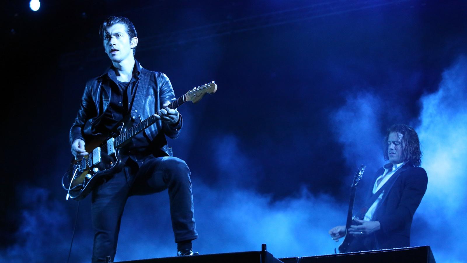 Arctic Monkeys announce some USA dates