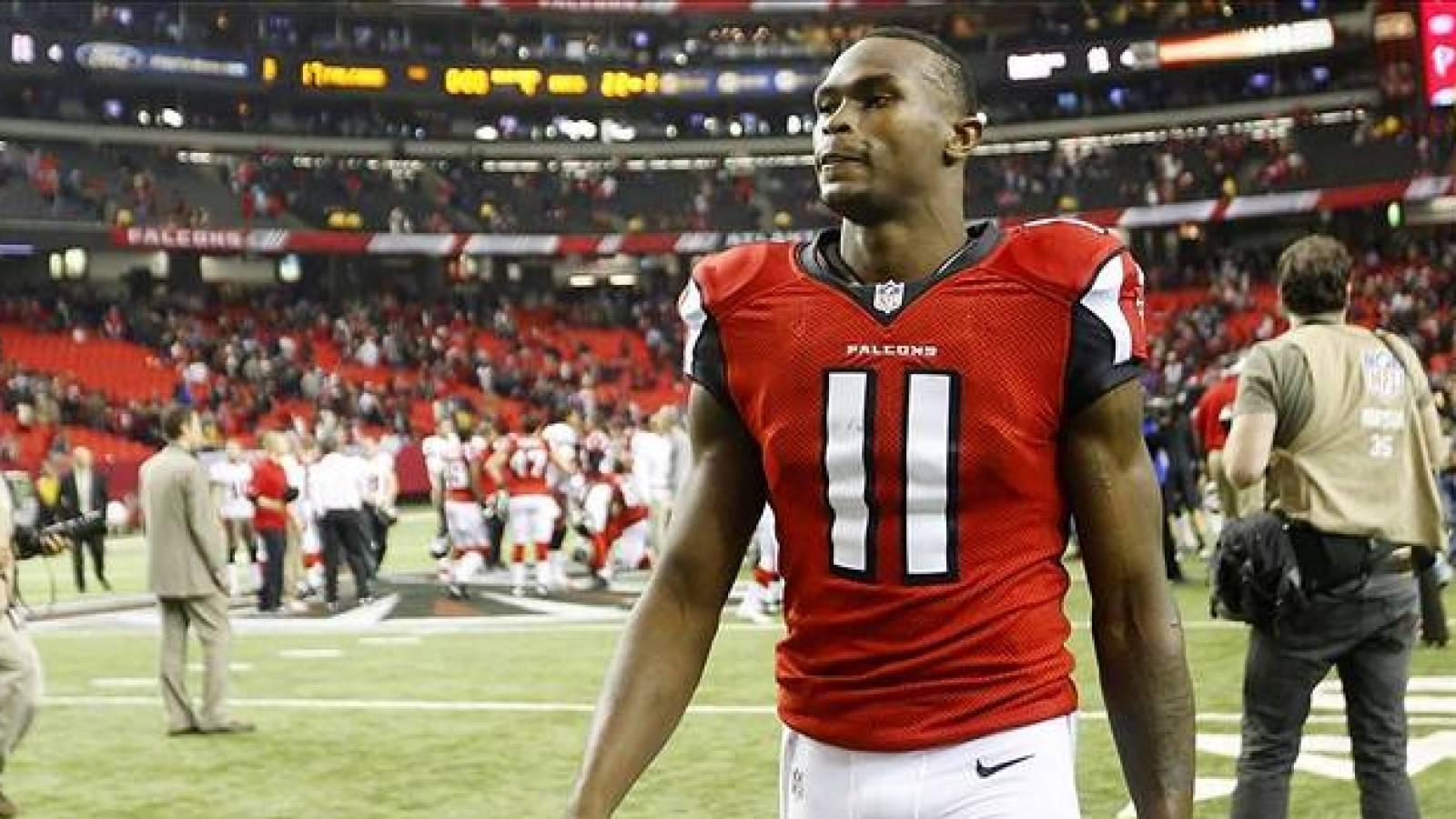 Falcons Injury Report: WR Julio Jones, S William Moore End