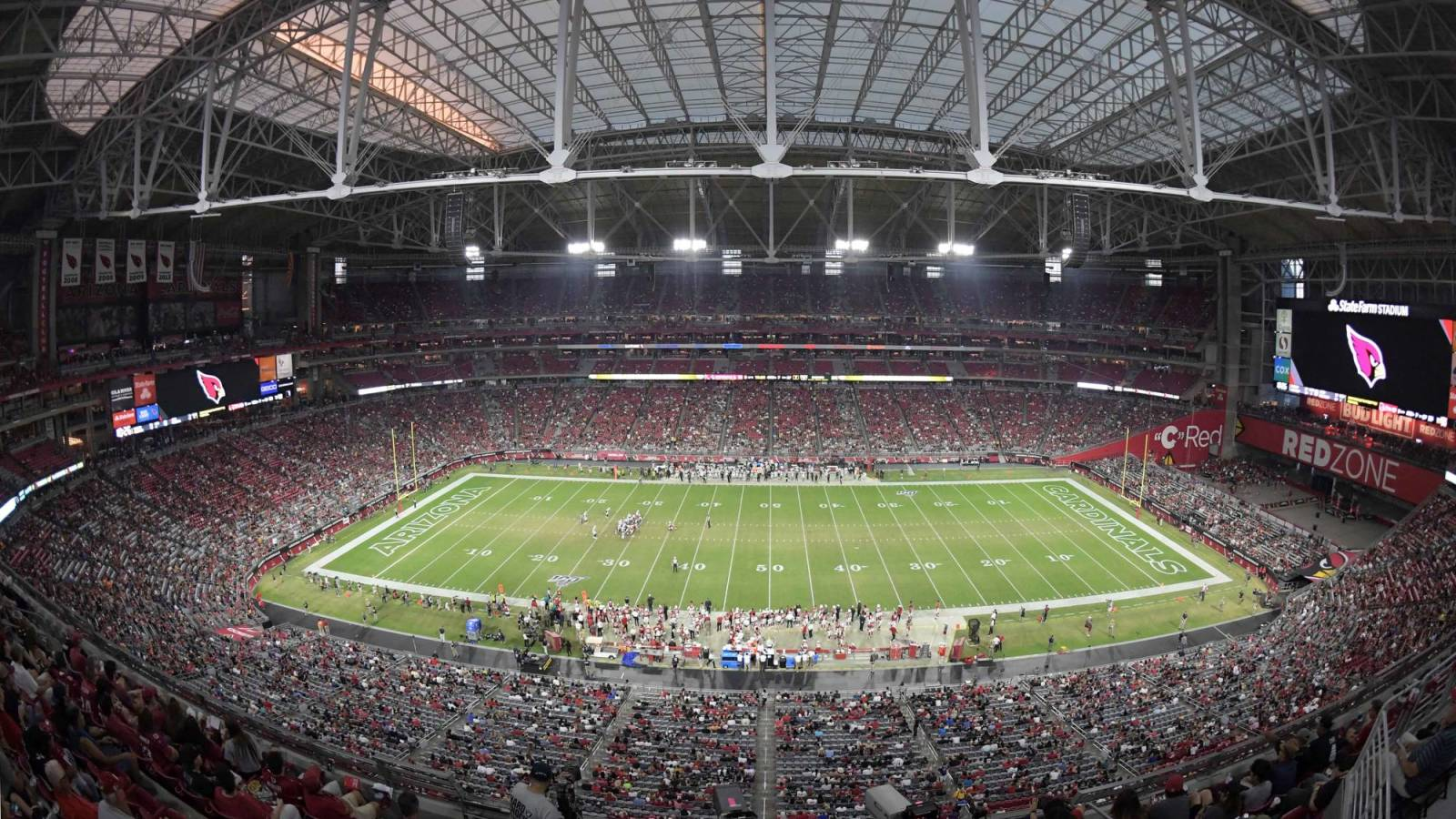 First Cardinals team to announce stadium sports betting plans