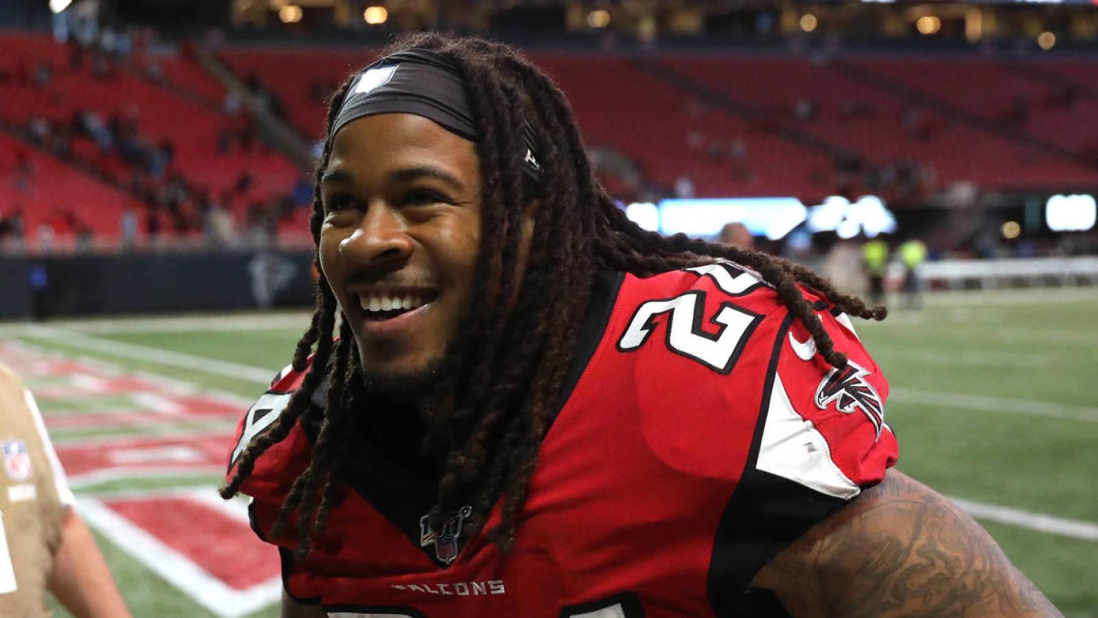 Devonta Freeman willing to skip 2020 NFL season?