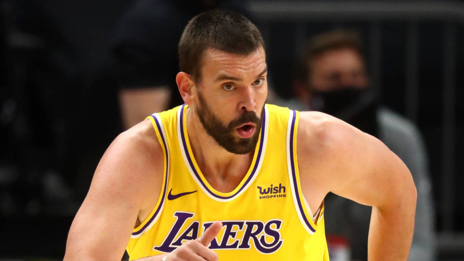 Frank Vogel No Discussions With Marc Gasol About Buyout Yardbarker