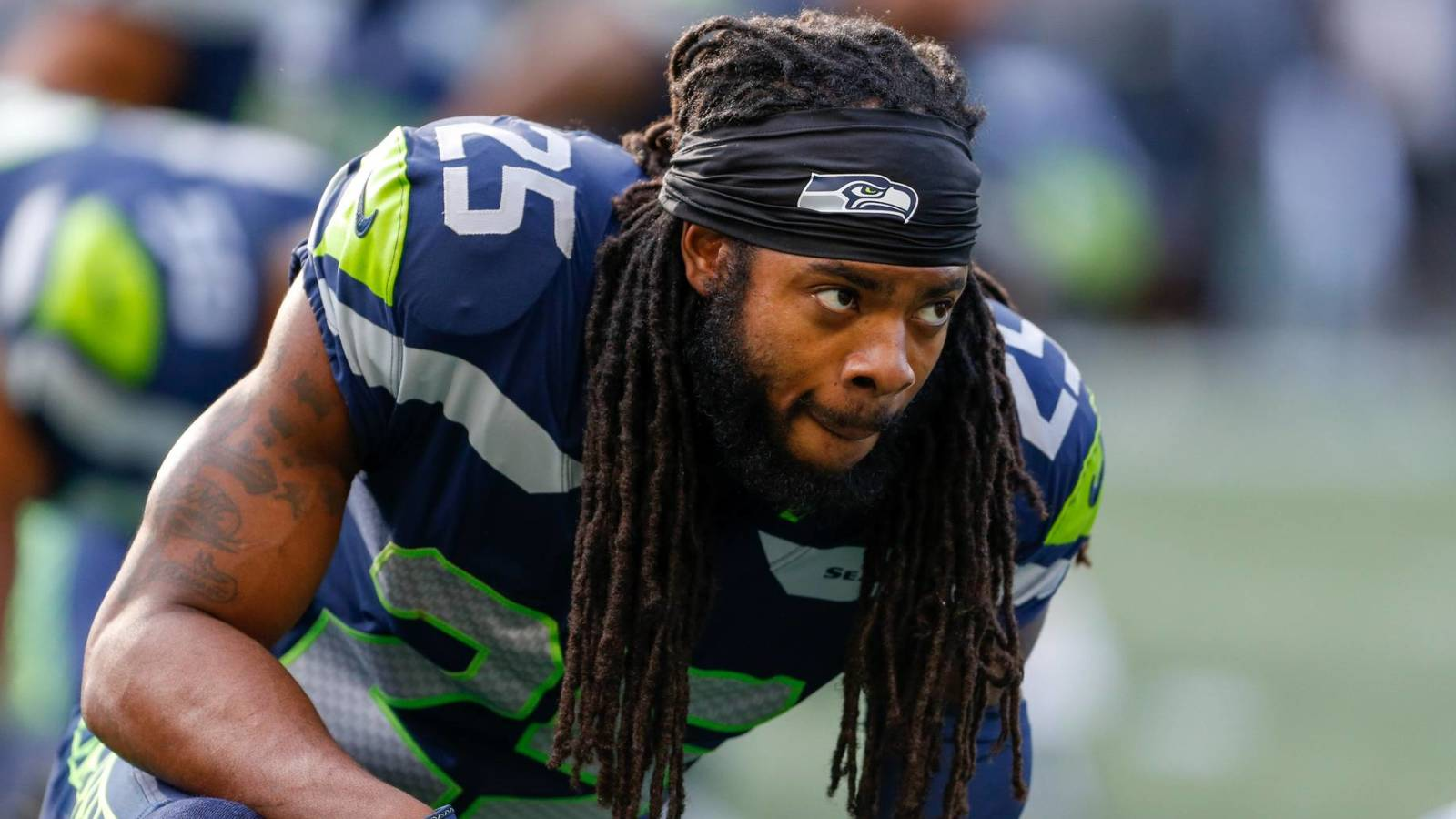 Richard Sherman to Seahawks Fans Burning His Jersey: 'I Didn't Abandon Anybody'