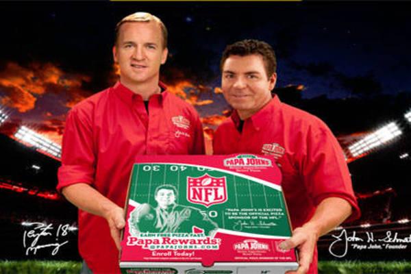 Peyton Manning's pizza franchises are raking in the dough right now | Yardbarker.com