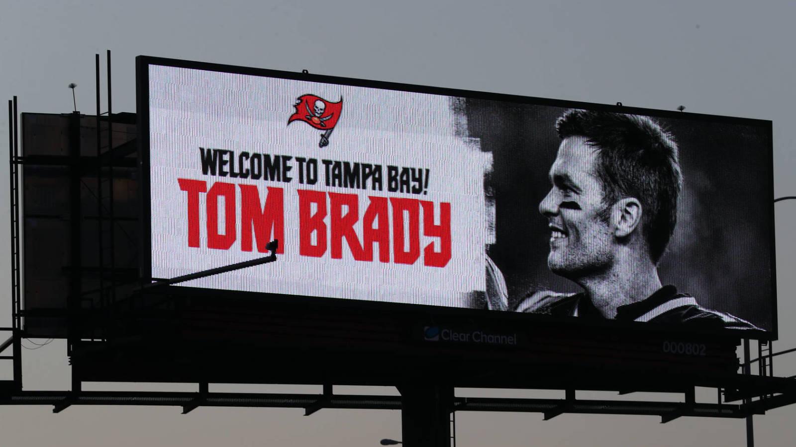 Rhode Island bishop takes shot at Tom Brady, Buccaneers
