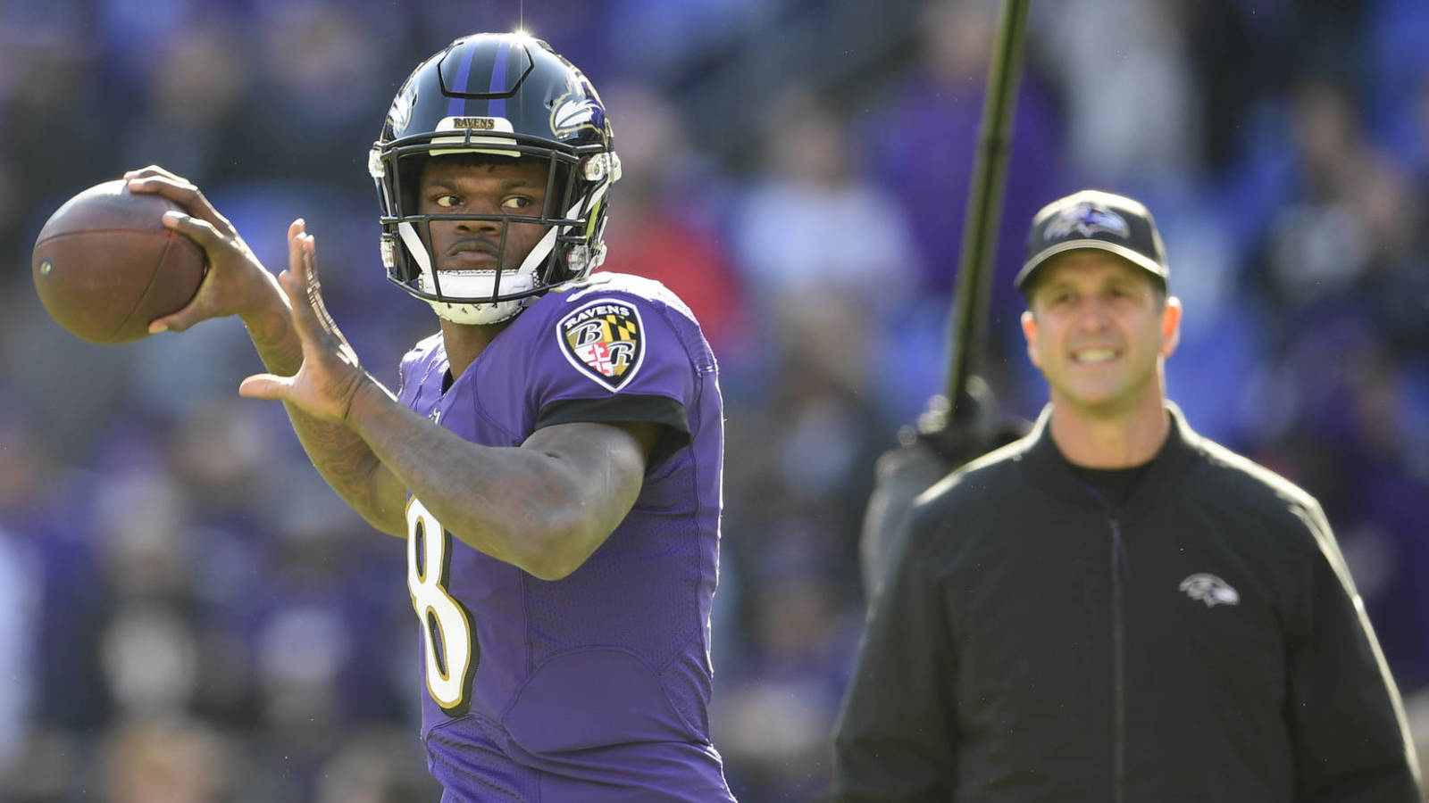 Why Ravens' 'unique' offense probably won't work