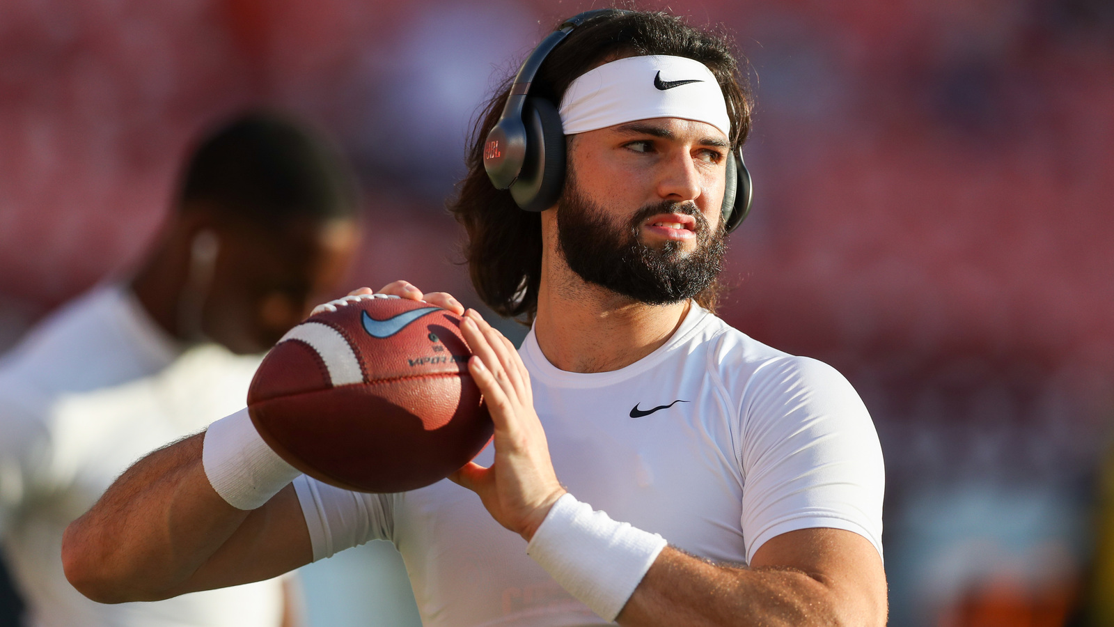 Nascar Racing Games >> Will Grier's wife Jeanne Marie is a former Bucs cheerleader | Yardbarker.com