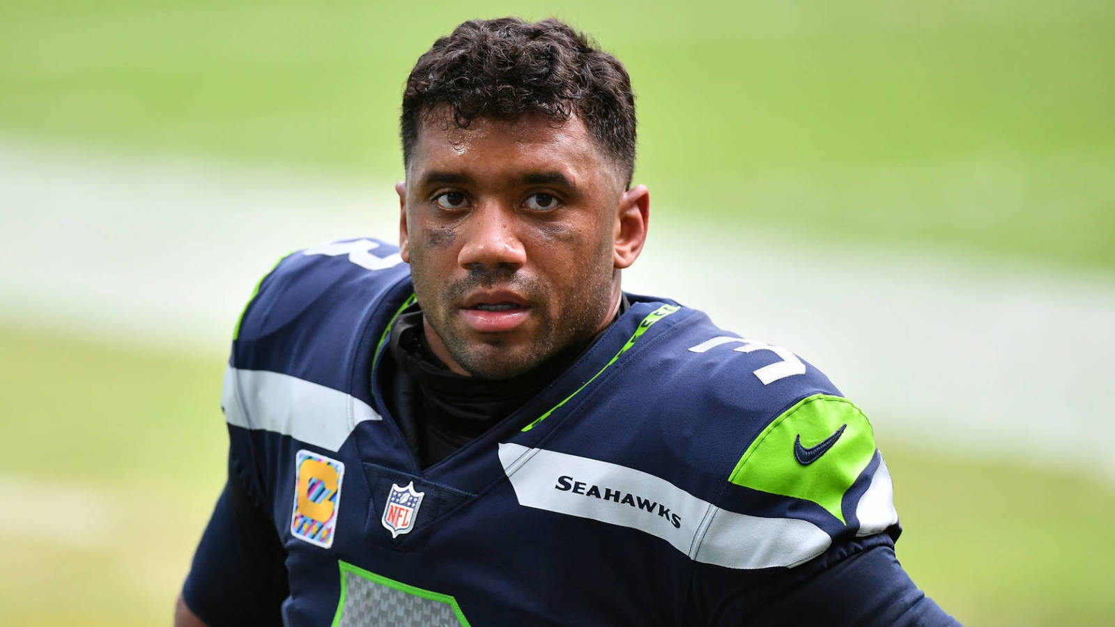 Seahawks' Russell Wilson: Seattle would be 'great place' for Antonio Brown