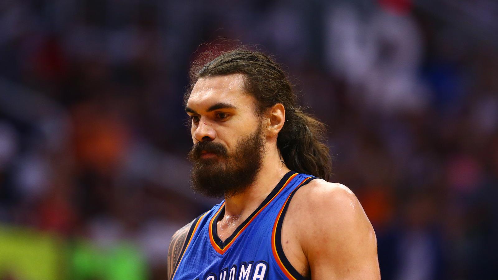 Steven Adams: Thunder bigs 'played trash' in loss to Rockets | Yardbarker.com