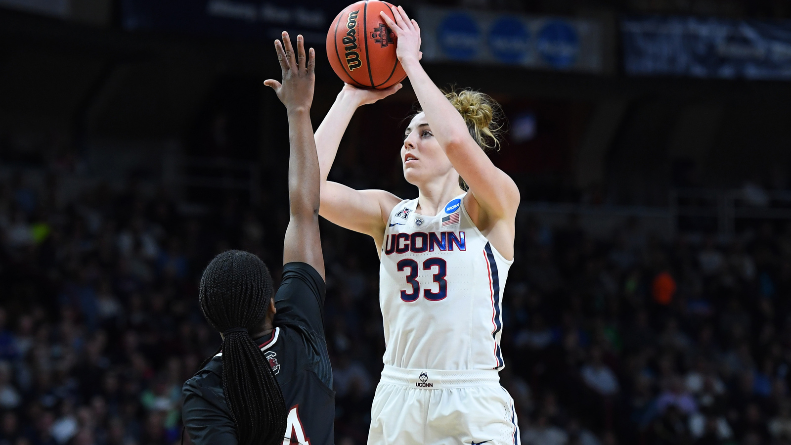 Mississippi State wins in overtime, advances to NCAA women's championship