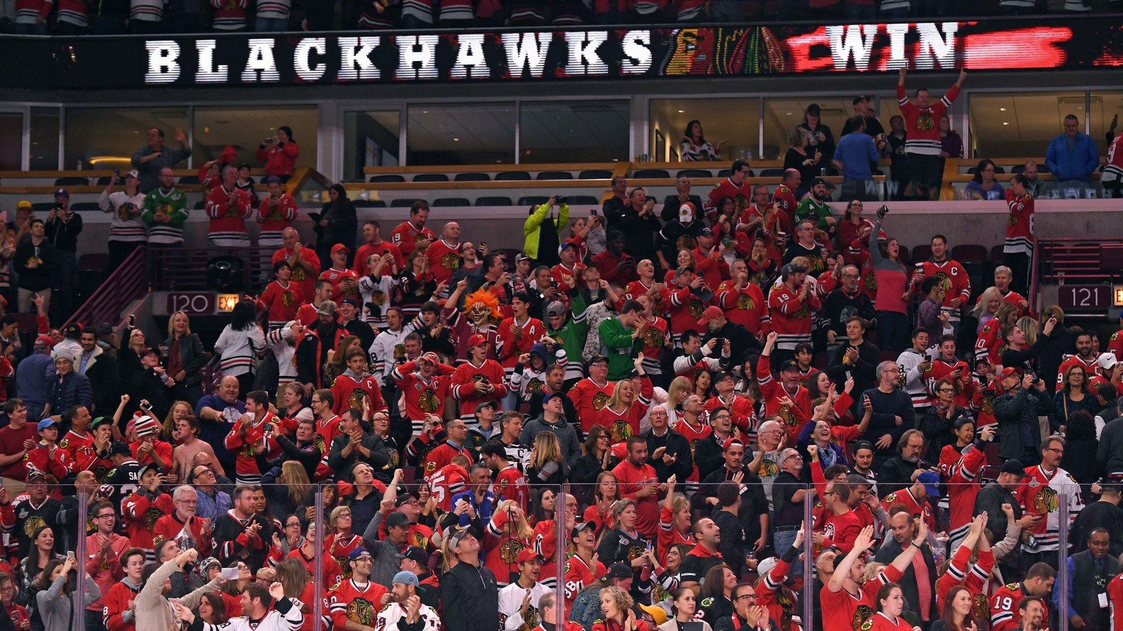 Blackhawks Ban 4 Fans From Home Games for Racist Taunt