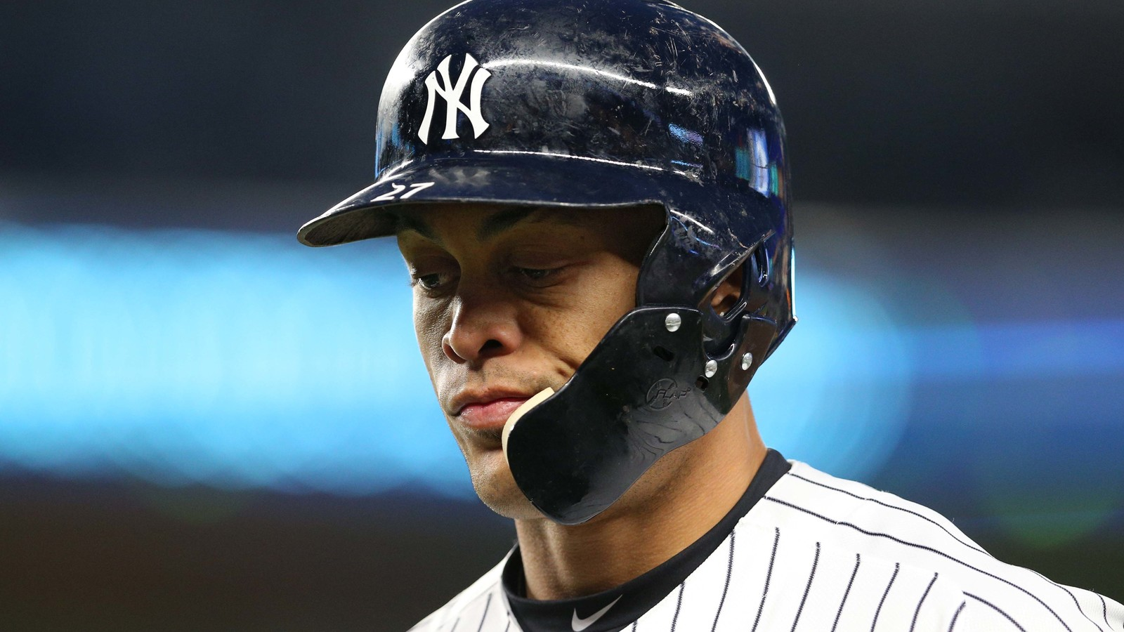Yankees fans continue to relentlessly boo Giancarlo Stanton