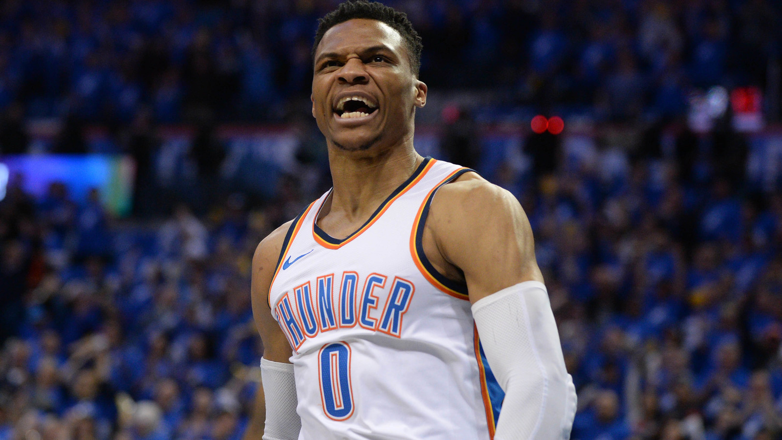 Completely new Russell Westbrook looks dapper in tuxedo, eccentric shoes before  CQ74
